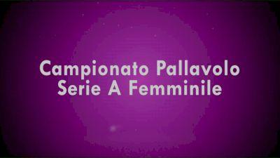 Full Replay - Caserta vs Cuneo W Volley - Caserta vs S. Bernardo Cuneo