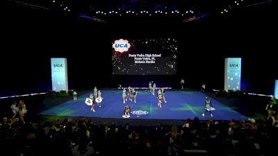 Ponte Vedra High School [2020 Small Junior Varsity Prelims] 2020 UCA National High School Cheerleading Championship