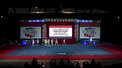 Saginaw Valley State University [2019 Intermediate All-Girl Division II Finals] 2019 NCA & NDA Collegiate Cheer and Dance Championship