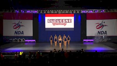 Duquesne University Dukettes [2019 Jazz Division I Finals] 2019 NCA & NDA Collegiate Cheer and Dance Championship