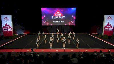 Oxford Cheer - Reefs [2019 L1 Small Youth Wild Card] 2019 The D2 Summit