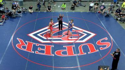 220 Final, Braxton Amos, WV vs Chase Horne, GA