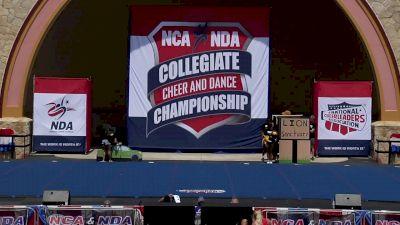 UNC Charlotte - Norm The Niner [2019 Mascot] 2019 NCA & NDA Collegiate Cheer and Dance Championship