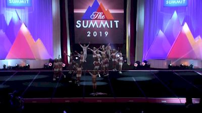 Upper Merion All Stars - Crush [2019 L5 Small Senior Restricted Coed Wild Card] 2019 The Summit