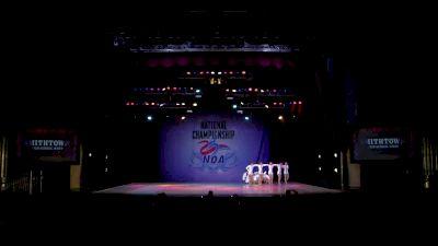 Smithtown HS West Varsity Whisperettes [2019 Medium Varsity Kick Finals] 2019 NDA High School Nationals
