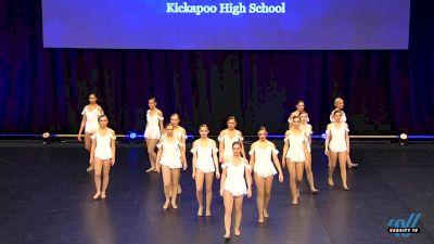 Kickapoo High School [2019 Medium Jazz Prelims] UDA National Dance Team Championship