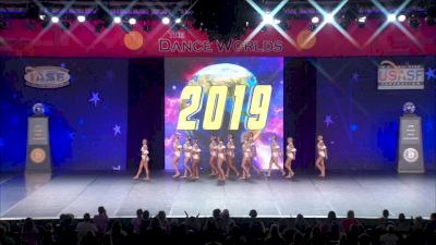 Star Steppers - Star Steppers Dance [2019 Senior Small Contemporary/Lyrical Finals] 2019 The Dance Worlds