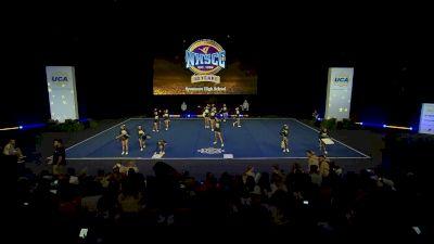 Sycamore High School [2020 Medium Varsity Division II Prelims] 2020 UCA National High School Cheerleading Championship