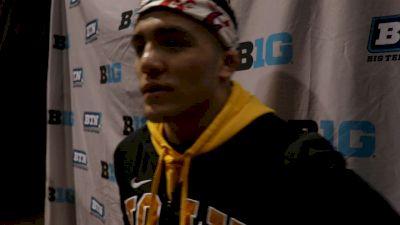 Pat Lugo Wins B1G Title- Its All Mental