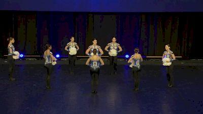 Academy of the Holy Angels [2020 Junior Varsity Pom Finals] 2020 UDA National Dance Team Championship