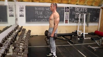 Myers S&C: Full-Body DB Workout