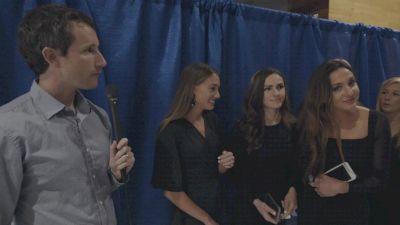 BYU Women Give Their Best Coach Impressions