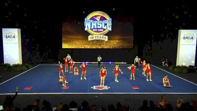 Woodbridge High School [2020 Small Varsity Non Tumbling Finals] 2020 UCA National High School Cheerleading Championship