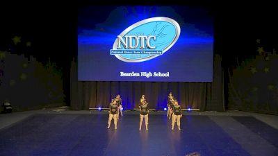 Bearden High School [2020 Medium Jazz Prelims] 2020 UDA National Dance Team Championship