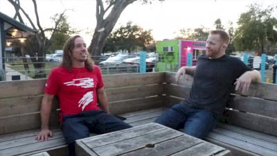 Chance Marsteller Got Pinned In Four Seconds