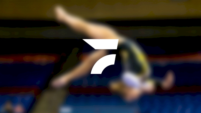 picture of 2020 Terrapin Invitational | Big Ten Women's Gymnastics