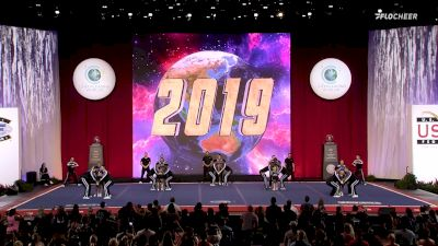 A Look Back At The Cheerleading Worlds 2019 - International Open Large Coed L6 Medalists
