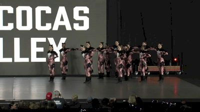 Rancocas Valley Dance Team [2020 Medium Varsity Kick Finals] 2020 NDA High School Nationals