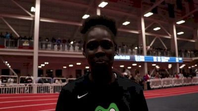 Athing Mu Breaks Down Her Record-Setting 500m