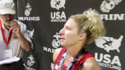 One of the original female Hawkeyes, Lauren Louive, is ready to sieze her moment
