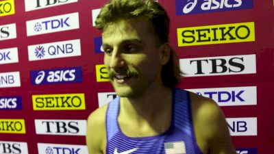Craig Engels Makes 1500m Final, But Knows Coach Julian Won't Be Happy With Tactical Errors