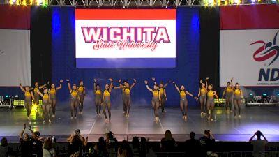 Wichita State University [2019 Dance Team Performance Division I Prelims] 2019 NCA & NDA Collegiate Cheer and Dance Championship