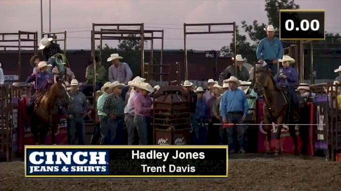 Jones & Davis 8.8 Sec Run In 2018