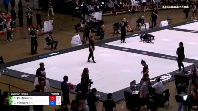 Tayane Porfirio vs Jessica Flowers 2019 ADCC World Championships