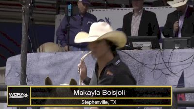 Makayla Boisjoli's 2.35 Second Run That Sent Her To Green Bay