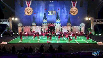 Paul Laurence Dunbar School [2019 Game Day - Super Varsity Finals] 2019 UCA National High School Cheerleading Championship