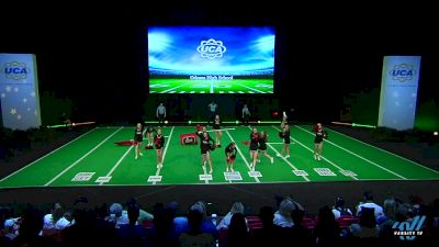 Odessa High School [2019 Game Day - Small Non Tumbling Finals] 2019 UCA National High School Cheerleading Championship