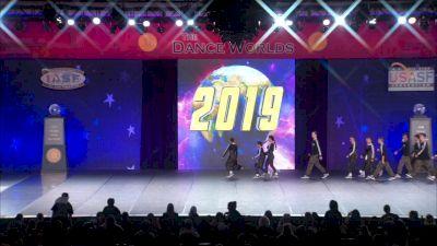 Adrenaline Allstars - Thunder Crew [2019 Small Senior Coed Hip Hop Finals] 2019 The Dance Worlds