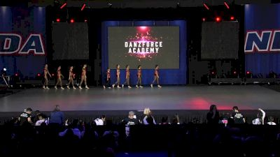 DanzForce Academy Dolls and a Dude (Jazz) [2020 Youth Small Jazz Day 2] 2020 NDA All-Star Nationals