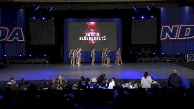 Dancin Bluebonnets [2020 Junior Small Contemporary/Lyrical Day 2] 2020 NDA All-Star Nationals