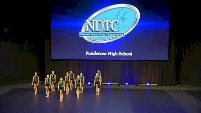Ponderosa High School [2020 Small Jazz Semis] 2020 UDA National Dance Team Championship