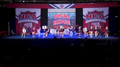 Vista Ridge High School [2020 Game Day Fight Song - Large Varsity] 2020 NCA High School Nationals