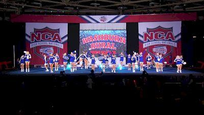 Washburn Rural High School [2020 Game Day Band Chant - Large Varsity] 2020 NCA High School Nationals