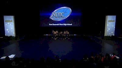 Fort Zumwalt West High School [2020 Small Jazz Prelims] 2020 UDA National Dance Team Championship