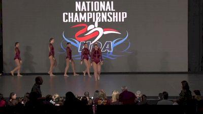 Russell High School Dance Team [2020 Small Varsity Jazz Prelims] 2020 NDA High School Nationals