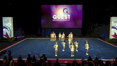 Jr Lancers - Seniors [2020 L3 Performance Rec - Affiliated (14Y)] 2020 The Quest