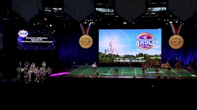 Spring Station Middle School [2020 Game Day Live - Non Varsity] 2020 UCA National High School Cheerleading Championship