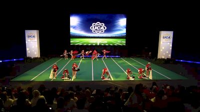 Odessa High School [2020 Small Non Tumbling Game Day Prelims] 2020 UCA National High School Cheerleading Championship