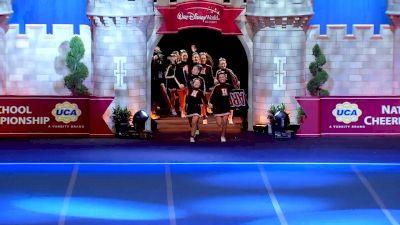Houston High School [2020 Large Varsity Division I Finals] 2020 UCA National High School Cheerleading Championship
