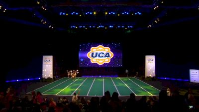 Live Oak Junior High School [2020 Junior High Game Day Semis] 2020 UCA National High School Cheerleading Championship
