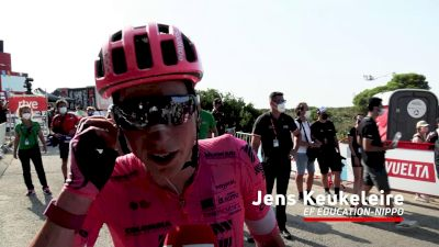 Jens Keukeleire: 'We Did The Best We Could'