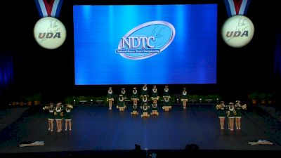 Villages Charter Middle School [2021 Junior High - Pom Finals] 2021 UDA National Dance Team Championship