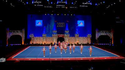 Tribe Cheer - Chiefs [2021 L5 Senior Coed - Small Semis] 2021 The Summit