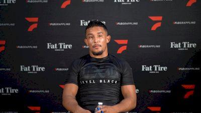 Damien Anderson Talks Switch to B-Team