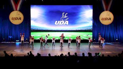Stevenson High School [2020 Medium Game Day Finals] 2020 UDA National Dance Team Championship
