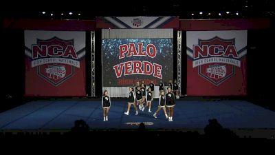 Palo Verde High School [2020 Advanced Large Varsity Semis] 2020 NCA High School Nationals